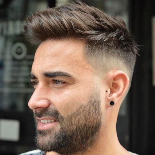 Bald Fade Haircut Styles 87
