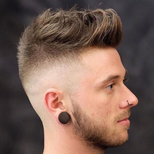 50+ Skin Fade Haircut