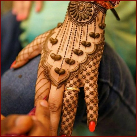 Awesome Arabic Mehndi Design Get 1000 Hena Designs