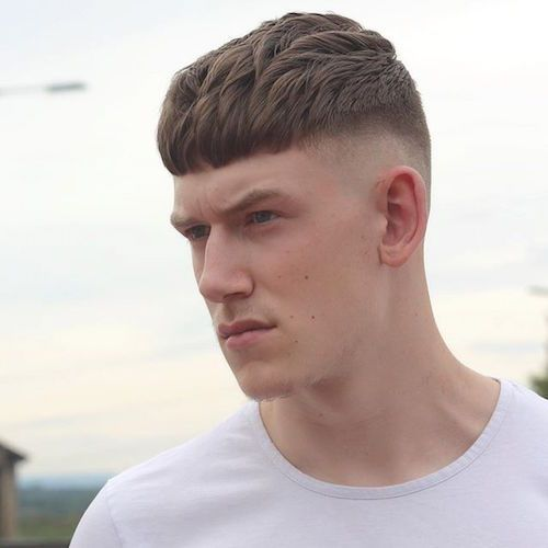 Textured Crew Cut,short ivy league haircut,short crew cut,crew cut 2018,crew cut low fade,crew cut lengths,messy crew cut,boys crew cut,undercut 2018,military haircut styles,military crew cut, easy mens haircut,american crew haircuts,crew cut receding hairline,army crew cut,ducktail hairstyles,how to ask for a caesar haircut,light caesar,fade hawk,wave taper fade,hair cutting caesar,caesar tiberius,drake fade,french crop haircut,caesar haircut for thinning hair,Caesar Fade,how to ask for a caesar haircut