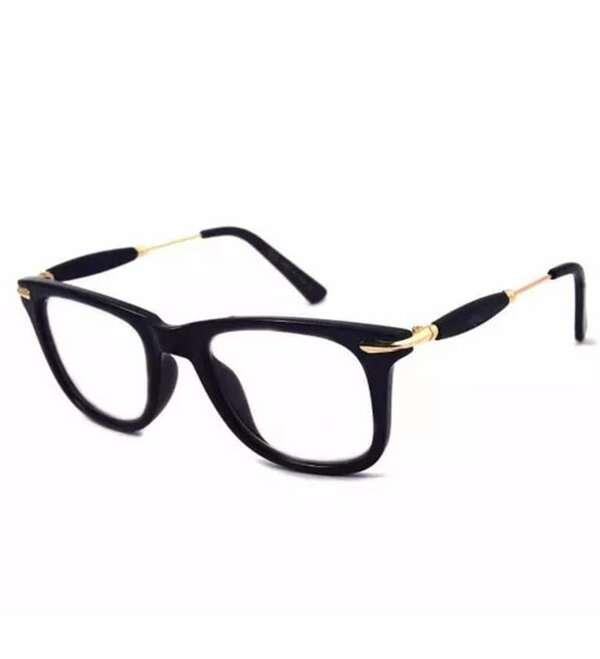 Square Clear Sunglasses