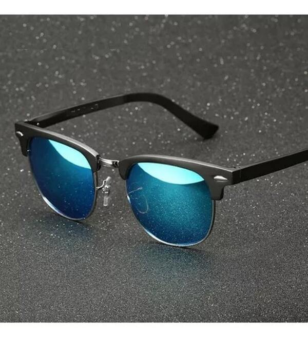 Blue Club master Sunglasses
