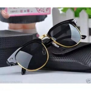 Black Club Master Sunglasses