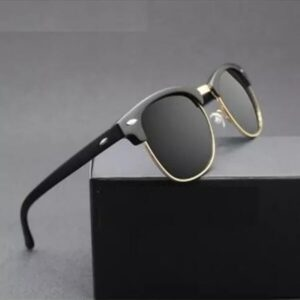 Fancy Black Club Master Sunglasses