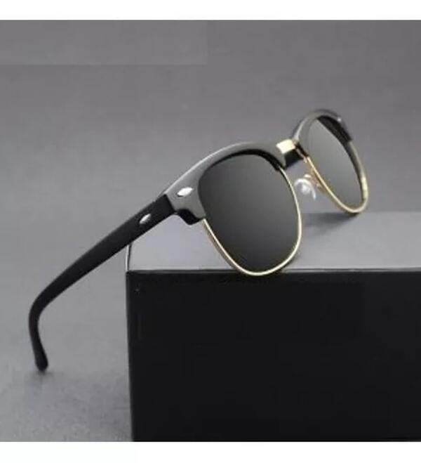 Fancy Black Club Master Sunglasses