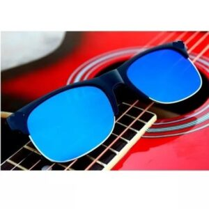 Blue Mercury Club Master Sunglasses