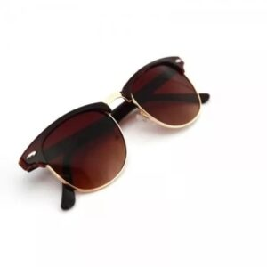 Brown Club Master Sunglasses